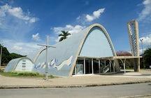 As obras-primas de Oscar Niemeyer em Belo Horizonte