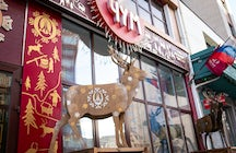 "Tyumen Restaurant-Museum ""Chum"": informative and tasty"