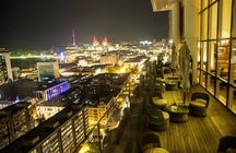Restaurants in Baku with the best city view