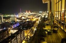Restaurantes en Bakú con la mejor vista de la ciudad