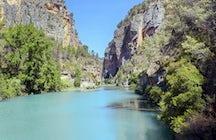 Montanejos: Fuente de los Banos refreshing pools
