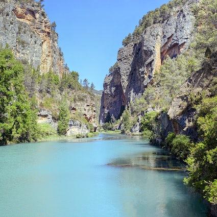 Montanejos - Las piscinas naturales de Fuente de los Baños