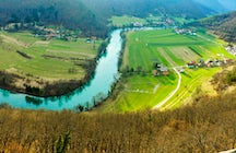 Osilnica valley: The land of Peter Klepec