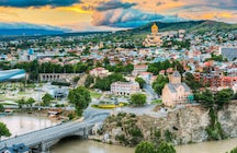 Tbilisi, the capital of legends
