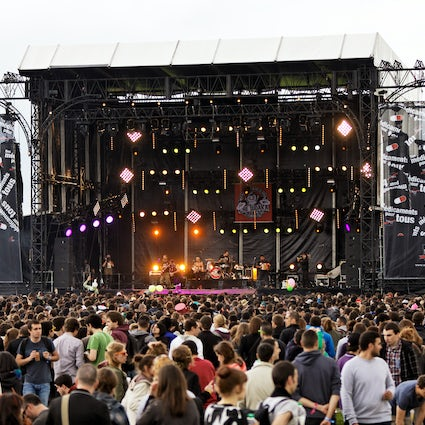 Summer festivals in Paris: Solidays