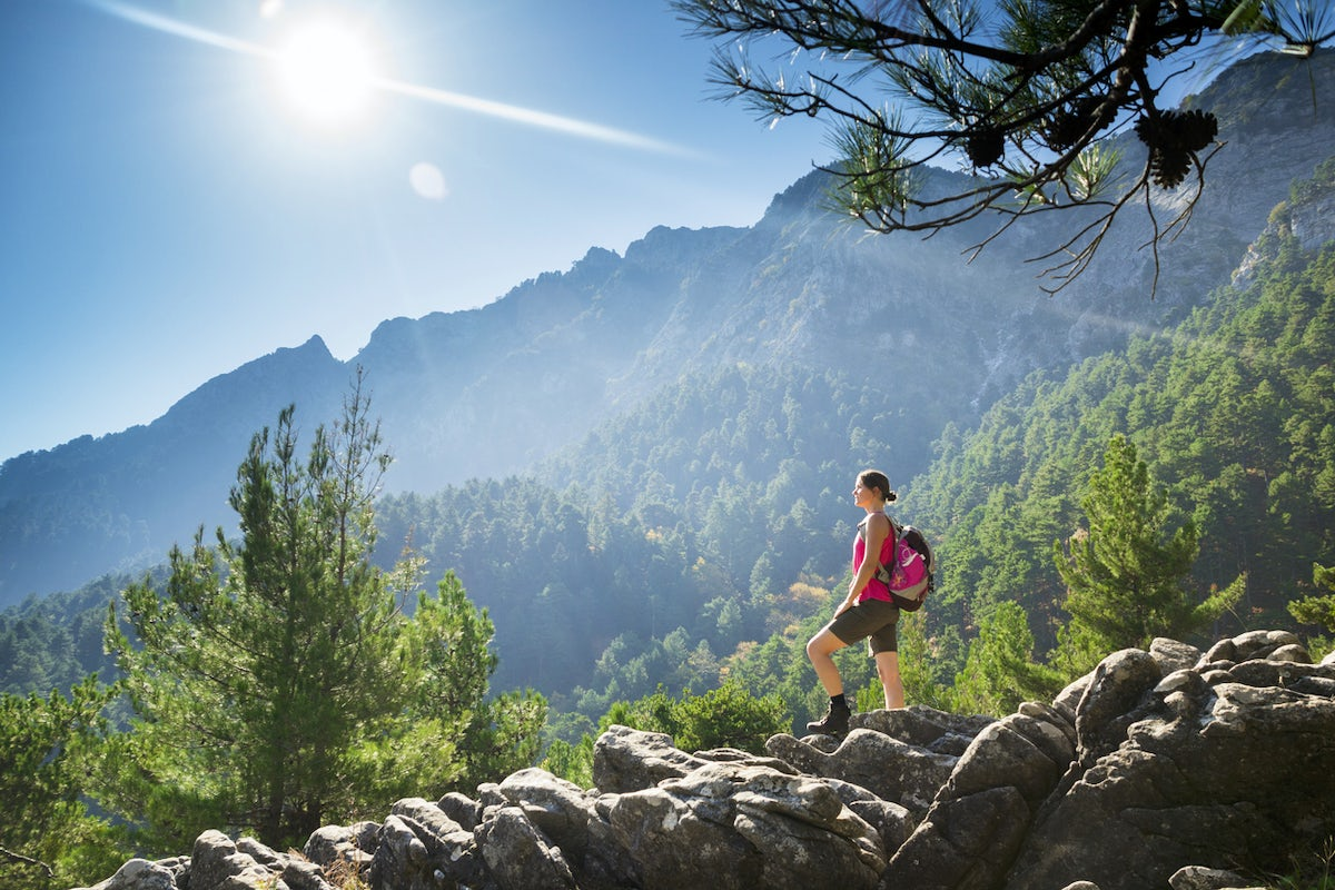 A guide to hiking in Greece