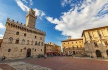 Una joya del Renacimiento en la Toscana - Montepulciano