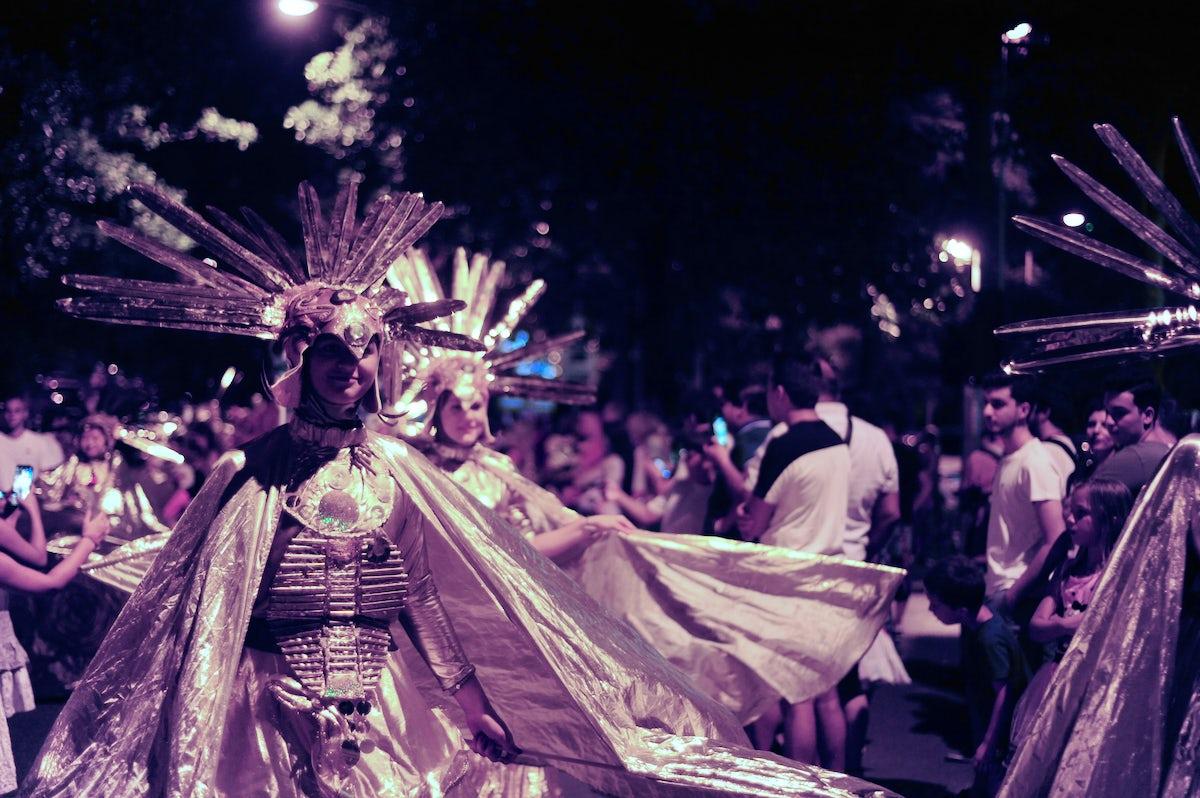 500 years of International Carnival in Kotor