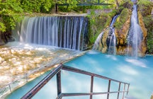Thermal and therapeutic natural springs in Greece