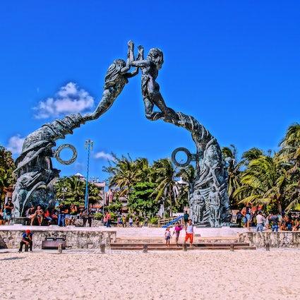 Must-visit beaches in Playa del Carmen