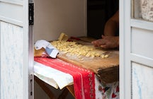 The fresh pasta of Apulia