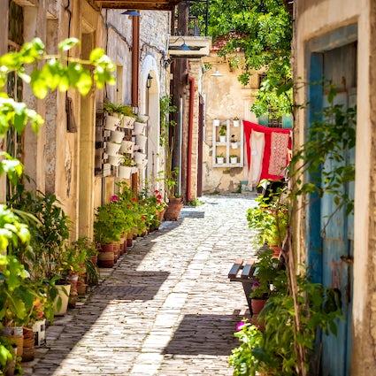 Agroturismo y Pueblos Históricos en Chipre: Lefkara y Vavatsinia