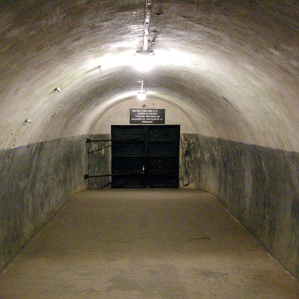 The tragic history of the Ninth Fort of Kaunas Fortress