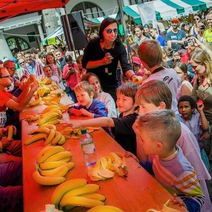 Vegafest: el mayor festival de veganismo en Ljubljana
