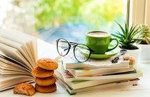 Leer nunca ha sido tan emocionante: Cafés de libros en Bakú