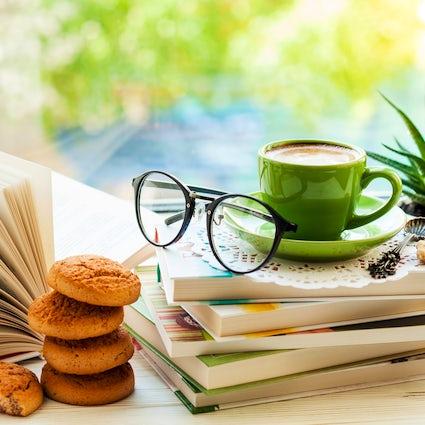 La lettura non è mai stata così entusiasmante: Prenota Caffè a Baku