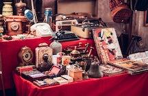 The best Paris markets: Puces de Saint-Ouen