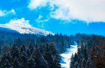 Esquiar con presupuesto - Mt Bjelašnica & Igman