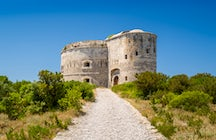Arza Fort - a firm citadel that welcomes you at the entrance to the Boka Bay