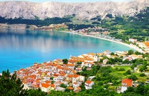 Krk island and its beaches: welcome!