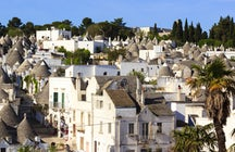 Alberobello, the trulliland