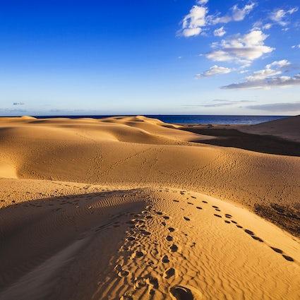 Gran Canaria; De duinen van Maspalomas