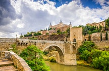 A first visit to Toledo, the city of three cultures