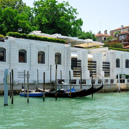 The museums of Venice: Peggy Guggenheim Collection