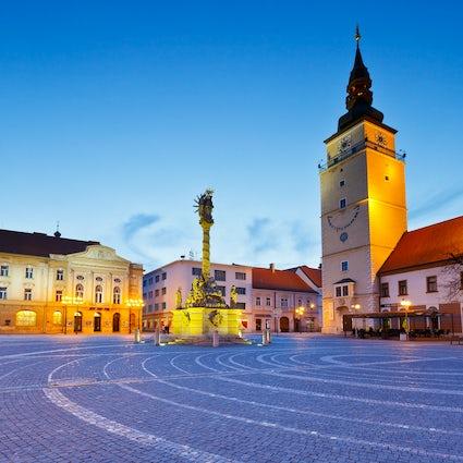 Cinco restaurantes para probar en Trnava, Eslovaquia