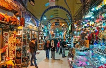 Shopping in Istanbul's most historical bazaars