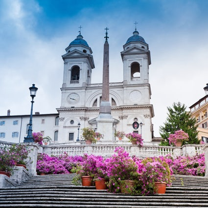 Spring In Rome (Part 1)