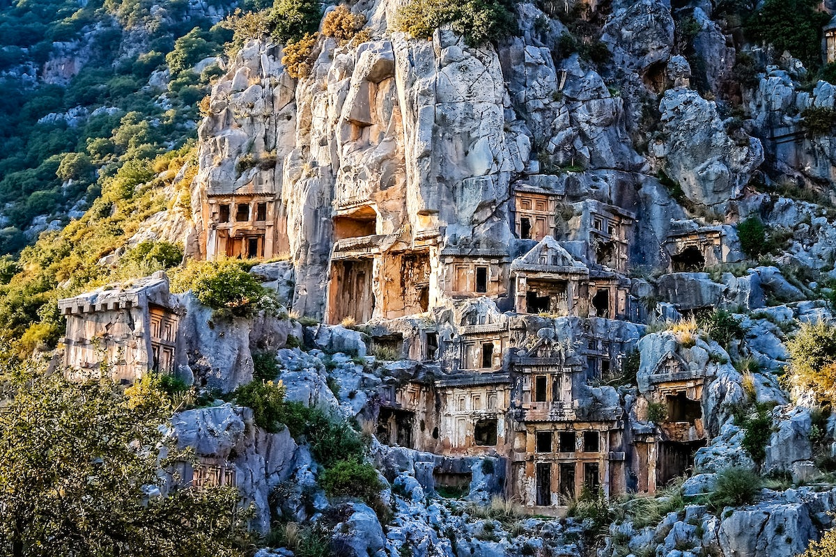 Top 5 ancient cities you need to see in Antalya, Turkey!