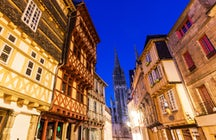 Rennes, una ciudad joven, dinámica y festiva