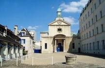Cementerios famosos en París: Picpus