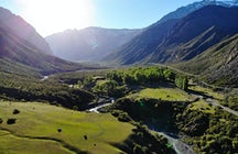 Los mejores puntos de escalada de Chile