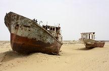 Barsakelmes, a scary island of no return