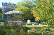 Les parcs et jardins à Paris : le Square du Temple