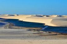 Parque Nacional dos Lençóis Maranhenses: um cenário natural de cinema no Maranhão