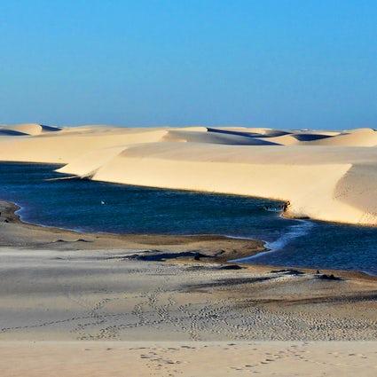 Lençóis Maranhenses National Park: a natural movie setting in Maranhão