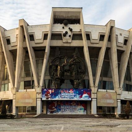 El Circo Estatal de Chisinau, una vez el mejor de la URSS