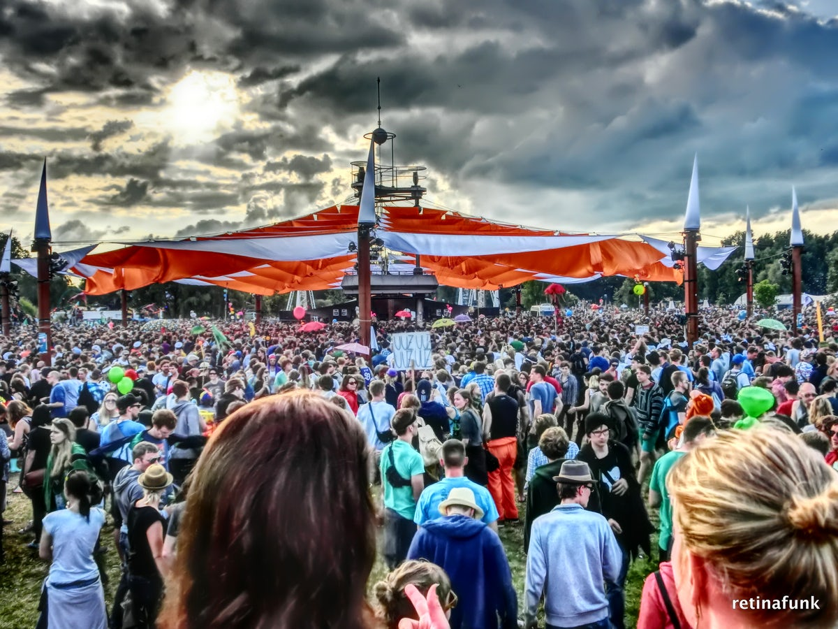 Lose yourself at German electronic festivals