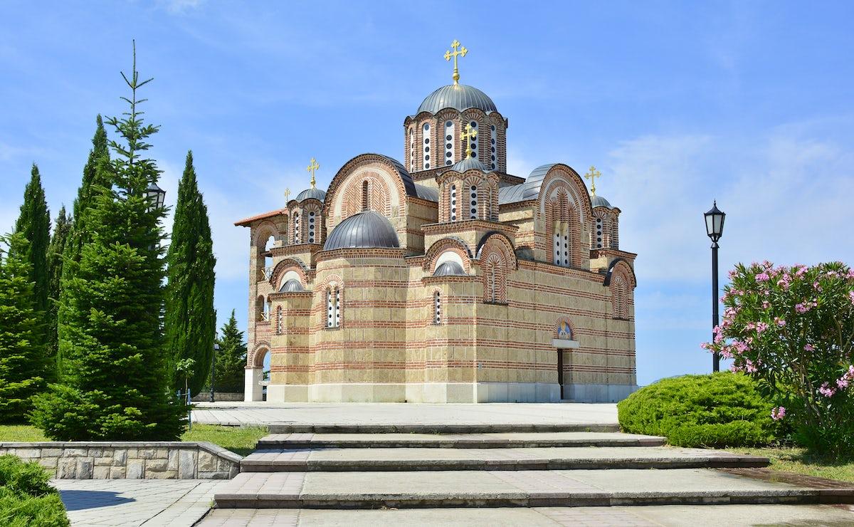Gračanica – the most beautiful temple in Herzegovina