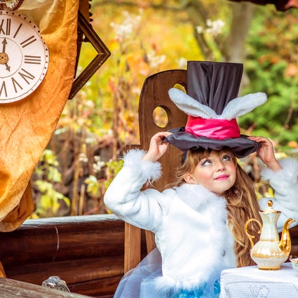 Alice in BakuLand: amusement centres