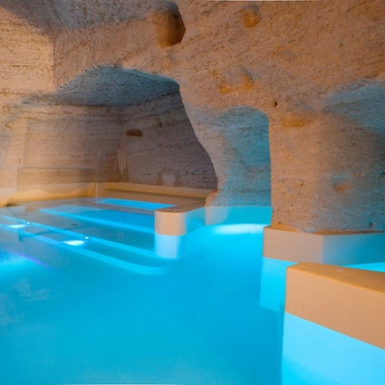 Cave spas of Matera – luxury getaway in a unique environment