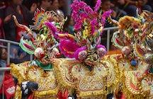 Carnaval de Oruro, una fiesta colorida con antiguas raíces