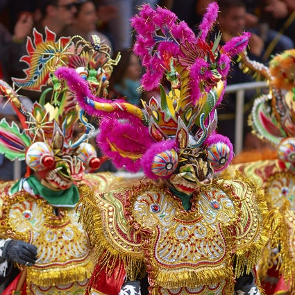 Oruro Carnival, a colorful festivity with ancient roots