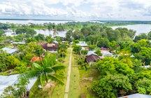 Exploring the Amazonas; Leticia and Puerto Nariño