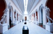Descubriendo el centro de la ciudad de Río: El Museo Nacional de Bellas Artes