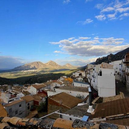 Un mágico pueblo andaluz, Albanchez de Mágina