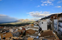 A magical Andalusian village, Albanchez de Mágina